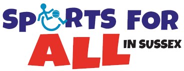 Sports For All in Sussex Logo