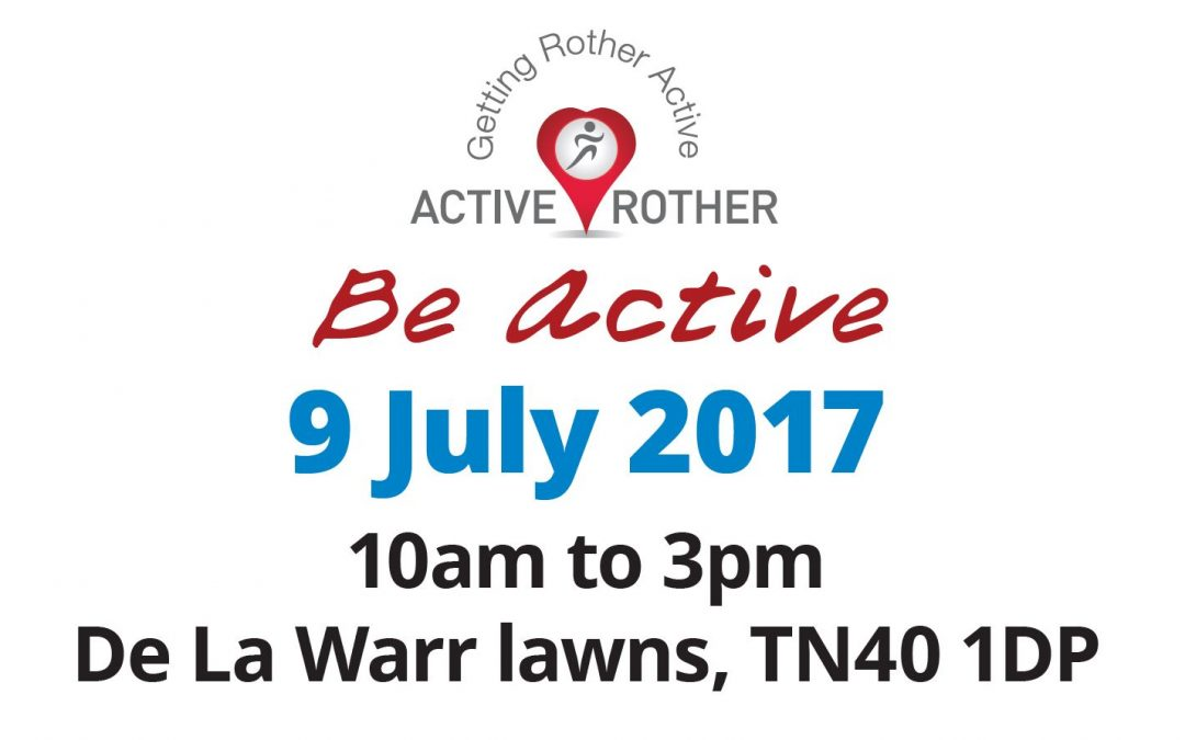 BE ACTIVE 2017