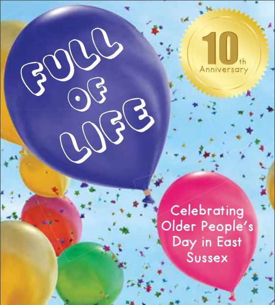 Celebrating Older People's Day in Rother
