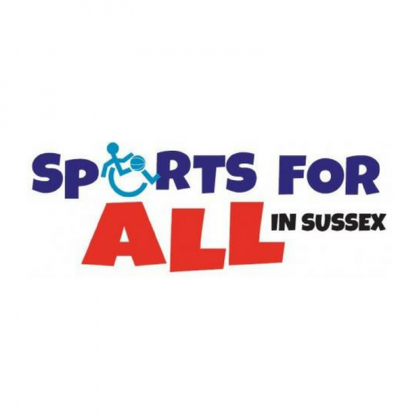 Sport for All Sussex logo