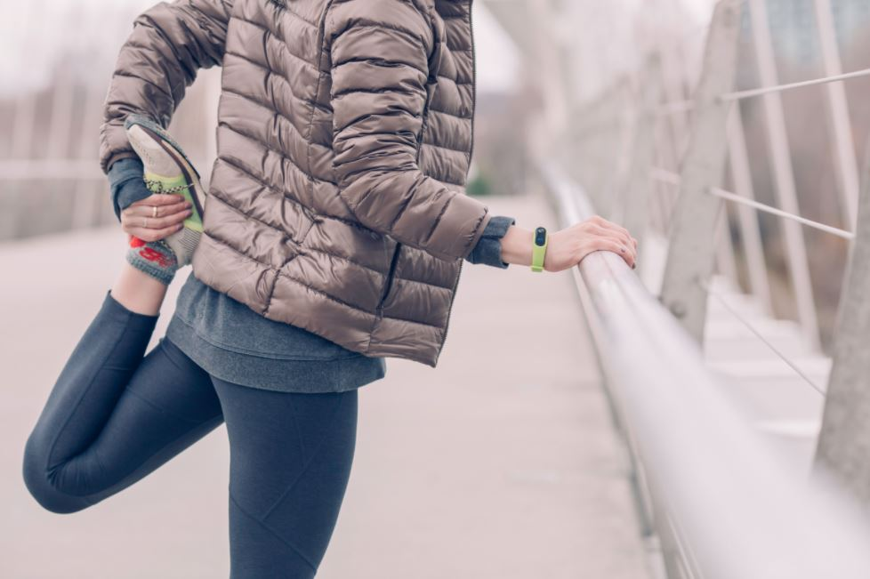 Keep active this winter