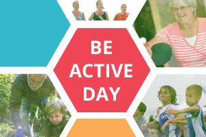 Event encourages residents to Be Active
