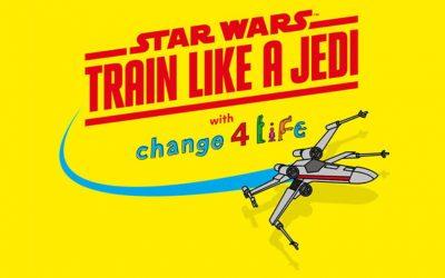 Train Like A Jedi with Change4Life