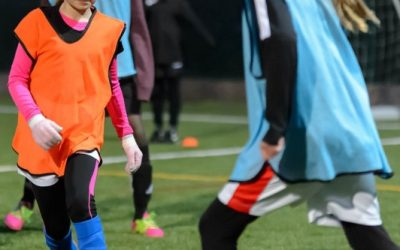 Football sessions for aspiring young stars