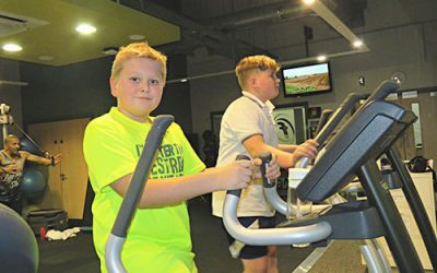 Junior Gym Sessions at Freedom Leisure